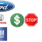 Honda, Ford și GM nu-și mai fac reclamă pe Facebook