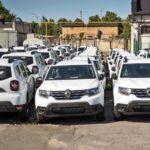 SUA face cinste cu Renault Duster poliției ucrainene