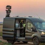 Noile autospeciale de supraveghere ale Poliţiei de Frontieră detectează ținta de la 7 km