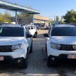 10 noi autovehicule Duster şi Logan pentru polițiștii de la Imigrări