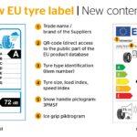 Noua etichetă pentru anvelope: ce modificări apar din mai 2021