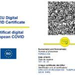 Certificatul verde COVID, necesar pentru accesul la unele activităţi economice dacă incidența depășește 3/1000