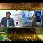 JungJin SEO din Coreea de Sud, câștigătorul titlului EY World Entrepreneur Of The Year